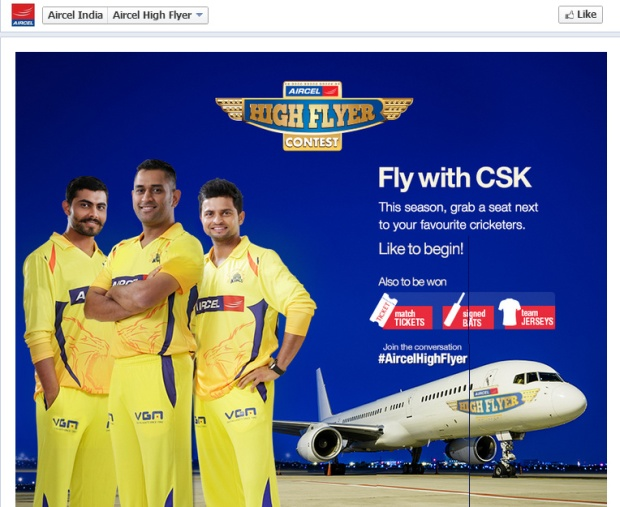 Aircel_Likegate