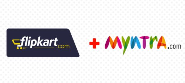 Flipkart-myntra-accuire